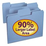smead-supertab-colored-file-folders-1-3-cut-letter-blue-100-box-smd11986