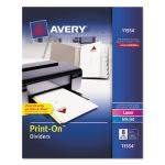 avery-print-on-dividers-8-tab-3-hole-punched-white-25-setsbox-ave11554