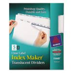 avery-index-maker-clear-label-punched-dividers-5-tab-letter-ave11449