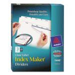 avery-index-maker-clear-label-dividers-3-tab-letter-white-25-sets-ave11445