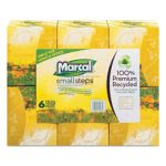 marcal-pro-premium-recycled-2-ply-facial-tissues-6-cube-boxes-mrc4034