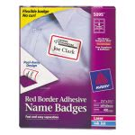 avery-self-adhesive-laserinkjet-name-badge-labels-red-400-per-box-ave5095