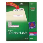 avery-laserinkjet-folder-labels-purple-border-750-labels-ave5666
