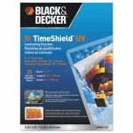 black-decker-uv-laminating-pouches-5-mil-5-x-7-25-pack-boslam5x725