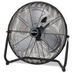 "Patton 20"" High Velocity Fan, Three-Speed, Black (PATPUF2010CBM)"