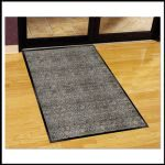 "Guardian Silver Series Indoor Walk-Off Mat, 36""x60"", Pepper/Salt (MLL74030530)"