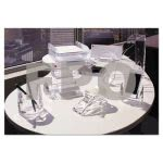 swingline-stratus-acrylic-memo-paper-clip-holder-2-compartment-7-x-5-x-2-12-clear-swi-10136