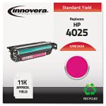 Innovera E263A Remanufactured Laser Toner, 11000 Yield, Magenta (IVRE263A)