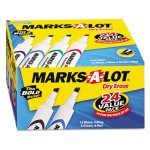 marks-a-lot-desk-style-dry-erase-markers-chisel-tip-assorted-24pk-ave98188