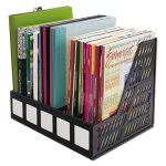 advantus-literature-file-five-slots-black-avt34092