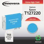 innovera-27220-compatible-reman-t127220-t-127-ink-755-yield-cyan-ivr27220
