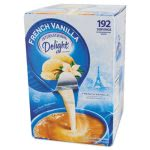 International Delight Liquid Creamer, French Vanilla, 192 Mini Cups (ITD827981)