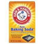 Arm & Hammer Baking Soda, 2 lb Box, 12/Carton (CDC3320001140)