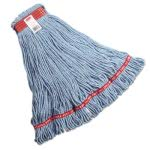 rubbermaid-a113-web-foot-wet-mop-heads-blue-large-6-mop-heads-rcpa113blu