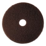 3m-brown-19-floor-stripping-pad-7100-low-speed-5-pads-mmm08447
