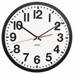 universal-deluxe-large-numeral-clock-13-black-each-unv10450