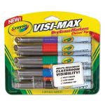 crayola-dry-erase-marker-chisel-tip-assorted-colors-8set-cyo988900