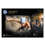 Hp Advanced Photo Paper, 66 lbs., Glossy, 13 x 19, 20 Sheets/Pack (HEWCR696A)