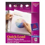 avery-quick-top-side-loading-sheet-protectors-letter-non-glare-50box-ave73803