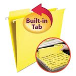 smead-fastab-hanging-file-folders-letter-yellow-20-box-smd64097