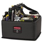 rubbermaid-1902459-executive-quick-cart-caddy-small-dark-gray-rcp1902459ct