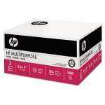 Hp MultiPurpose Paper, 96 Bright, 8.5 x 11, 500 Sheets/Ream, 3 Reams (HEW112530)