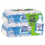 Nestle Pure Life Juniors Purified Water, 8 oz Bottle, 48 Bottles (NLE12256656)