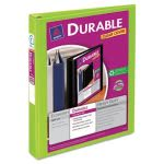 avery-durable-1-view-binder-with-slant-rings-11-x-8-12-chartreuse-ave34153
