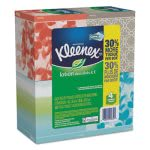 Kleenex Soft Lotion Facial Tissue, 2-Ply, 8 Boxes (KCC50174CT)