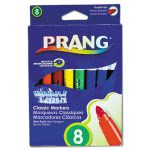 dixon-washable-markers-eight-assorted-colors-8set-dix80680