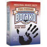 Boraxo Powdered Hand Soap, Unscented, 5 lb. Box, 10 Boxes (DIA 02203)