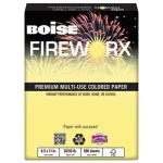 boise-fireworx-colored-paper-20lb-8-12-x-14-crackling-canary-500-sheetsream-casmp2204cy