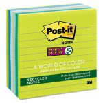 post-it-super-sticky-lined-notes-tropic-breeze-colors-6-pads-mmm6756sst