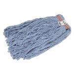 rubbermaid-f51712-cut-end-20-oz-mop-head-blue-12-mops-rcpf51712blu