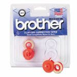 Brother 3010 Compatible Lift-Off Correction Tape, 1500 Character-Yield (BRT3010)