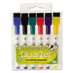quartet-rewritables-whiteboard-mini-markers-6-colorsset-qrt51659312