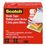 scotch-book-repair-tape-1-12-x-15-yards-3-core-mmm845112