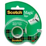 scotch-magic-tape-wrefillable-dispenser-34-x-300-clear-mmm105