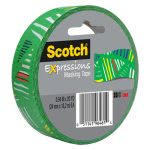 scotch-expressions-masking-tape-94-x-20-yds-striped-triangles-mmm3437p4