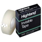 highland-invisible-permanent-mending-tape-34-x-1296-1-core-clear-mmm6200341296
