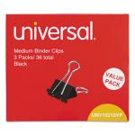 medium-binder-clips-steel-wire-58-cap-blacksilver-36-clips-unv10210vp
