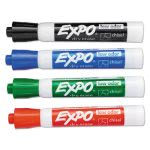 expo-low-odor-chisel-tip-whiteboard-markers-basic-assorted-4set-san80074