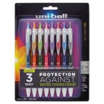 roller-ball-retractable-gel-pen-assorted-ink-medium-8-per-set-san1739929