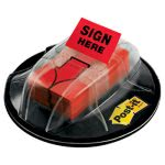 post-it-high-volume-flag-dispenser-sign-here-red-200-flags-mmm680hvshr