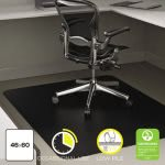 deflect-o-economat-occassional-use-chair-mat-for-low-pile-46-x-60-black-defcm11442fblk