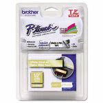 brother-adhesive-labeling-tape-1-2-x-164-ft-white-gold-brttzemq835
