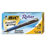 bic-grip-roller-ball-stick-pen-blue-ink-micro-fine-dozen-bicgrem11be