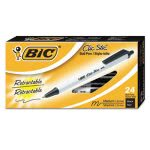 bic-clic-stic-ballpoint-retractable-pen-1-mm-black-24pk-biccsm241bk