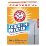 Arm & Hammer Fridge-N-Freezer Baking Soda, Unscented, 16-oz Pack (CDC3320084011)