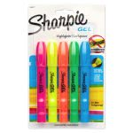 sharpie-gel-highlighter-assorted-colors-5-per-pack-san1803277